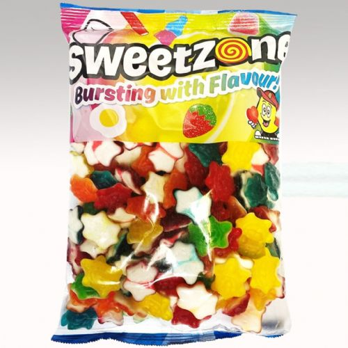 SWEETZONE JELLY TURTLES ASSORTED 1KG